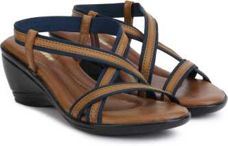 41b76e53b Women s Wedges Sandals - Buy Wedges Shoes Online At Best Prices In ...