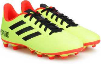 92bed1c9c Football Shoes - Buy Football boots Online For Men at Best Prices In ...