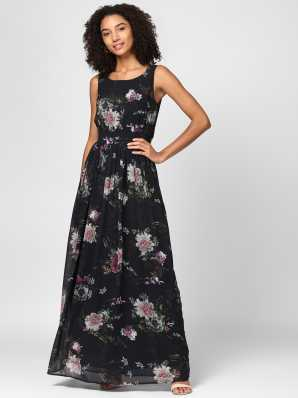 921cf7f35 Black Dress - Buy Black Dresses Online at Best Prices In India ...