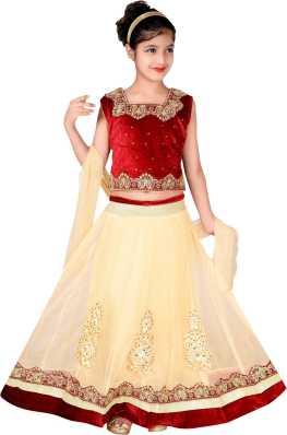 714037685f9 Girls Ethnic Wear - Buy Girls Ethnic Clothes Online