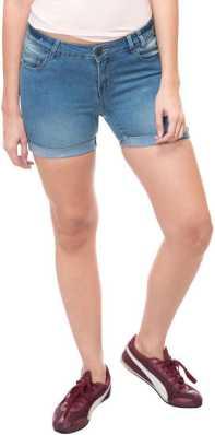af2b4bbb61bfde Women Shorts - Buy Ladies Shorts, Denim Shorts & Hotpants Online ...
