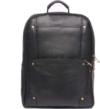 88129a95f7a0 Leather Backpacks - Buy Leather Backpacks Online at Best Prices In India