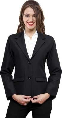 eaee9be30 Womens Formal Blazers - Buy Blazers For Women Online at Best Prices ...
