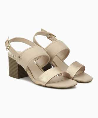 4e64f8dce8d Block Heels - Buy Block Heels Sandals Online At Best Prices in India ...