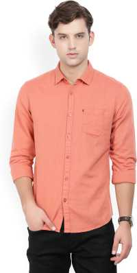 1bb65e30 Linen Shirts - Buy Linen Shirts online at Best Prices in India ...
