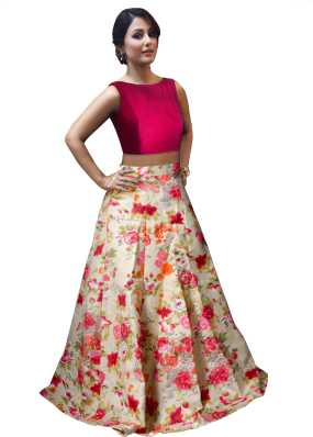 f618d13ec Pink Lehenga - Buy Pink Lehenga Cholis Online at Best Prices In India