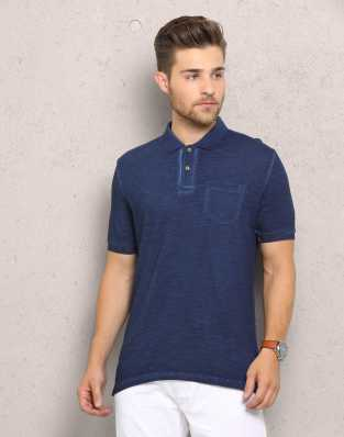 f868ee095e Polo Neck T-Shirts for men s - Buy Mens Polo T-Shirts Online at Best ...