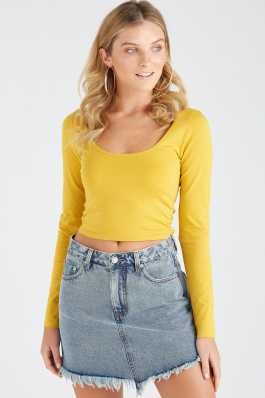 bdd2caf11b0 Crop Tops - Buy Crop Tops Online at Best Prices In India