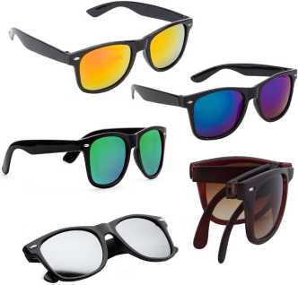 8d0bcb3100a9 Mirrored Sunglasses - Buy Mirrored Sunglasses Online at Best Prices ...