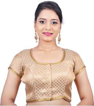 1e0ec61d81e3ba Golden Blouse - Buy Golden Blouse Designs online at best prices ...