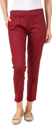 073e02e8f Womens Capris & Trousers - Buy Trousers Capris for Women Online at ...