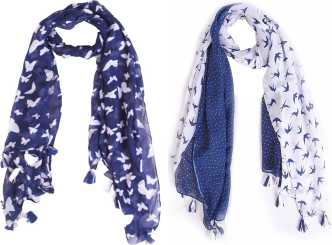 502cca20084f6 Scarves & Stoles - Buy Stoles & Scarves for Women Online at Best ...