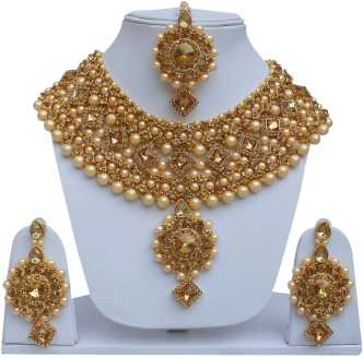 b1b878d73f9c1 Bridal Jewellery - Buy Latest Bridal Jewellery Designs online at ...