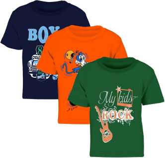 12bc287bb6997 Polos & T-Shirts For Boys - Buy Kids T-shirts / Boys T-Shirts & Polos  Online At Best Prices In India - Flipkart.com