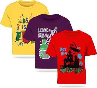 983ce3166b82 Polos & T-Shirts For Boys - Buy Kids T-shirts / Boys T-Shirts ...