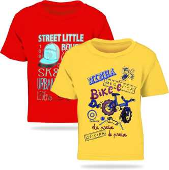 Polos & T Shirts For Boys Buy Kids T shirts Boys T