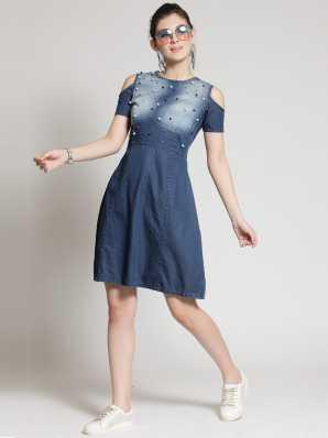 bf17ae89ed Mini Dresses - Buy Mini Dresses & Short Party Dresses Online at Best Prices  In India | Flipkart.com