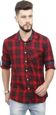 6f2fde95b73 Men s Casual Shirts - Buy Casual shirts for men online at best ...