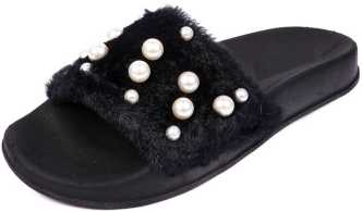 6df907492 Fur Slippers - Buy Fur Slippers online at Best Prices in India ...