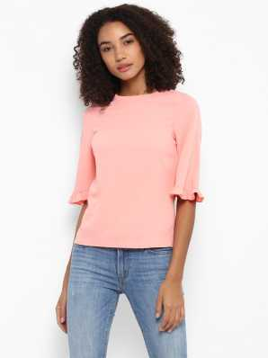 4cea17dfb115 High Neck Tops - Buy High Neck Tops online at Best Prices in India ...