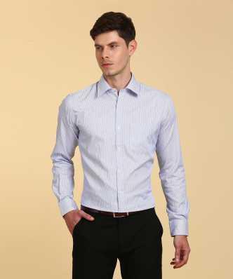 17da603db7a Park Avenue Formal Shirts - Buy Park Avenue Formal Shirts Online at ...