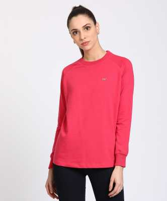 5a2bc83f Sweatshirts - Buy Sweatshirts / Hoodies for Women Online at Best Prices in  India