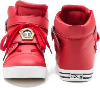 7f6431cd6e5 Red Shoes - Buy Red Shoes online at Best Prices in India