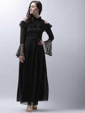 c3a6dd192dfd Black Party Dresses - Buy Black Party Dresses online at Best Prices ...