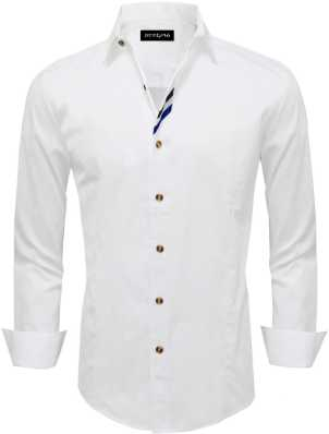 8fbccb9c44a6d5 White Shirts - Buy White Shirts Online at Best Prices In India ...