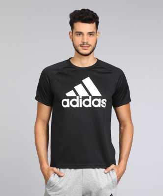 Adidas Tshirts - Buy Adidas T-shirts @ Min 50% Off Online for men | Flipkart.com