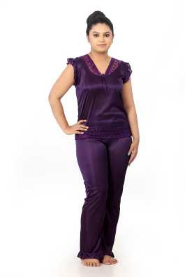 4e56d6bda2 Night Suits for Women - Buy Women Night Suits Online for Women at Best  Prices in India