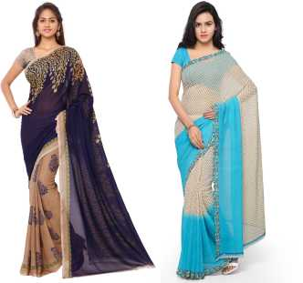 6492d0e1155 Combo Sarees - Buy Combo Sarees online at Best Prices in India ...