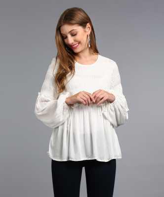3a67f9934c1 Vero Moda Tops - Buy Vero Moda Tops Online at Best Prices in India ...