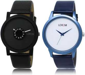 e694ee6979 Lorem Watches - Buy Lorem Watches Online at Best Prices in India |  Flipkart.com