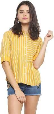 a8cf8174 Women's Shirts Online at Best Prices In India|Buy ladies' shirts ...