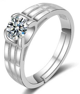 Silver Rings - Buy Silver Rings Online For Men/Women At Best