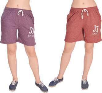a2892a458f42 Women Shorts - Buy Ladies Shorts, Denim Shorts & Hotpants Online ...