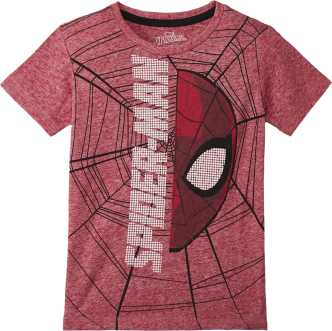 966a635e2c46 Spiderman Clothing - Buy Spiderman Clothing Online at Best Prices in India