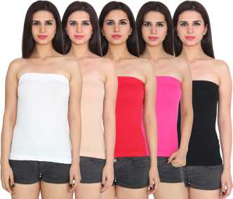 3a78e7464a Tube Tops - Buy Tube Tops online at Best Prices in India