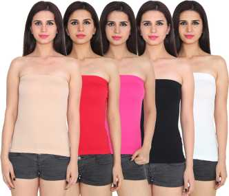 4dd181376aef1b Tube Tops - Buy Tube Tops online at Best Prices in India
