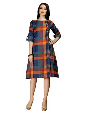 knee length dresses online india
