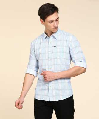 1d965053e49 Pepe Jeans Casual Party Wear Shirts - Buy Pepe Jeans Casual Party Wear Shirts  Online at Best Prices In India | Flipkart.com