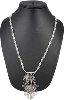 9361811db Silver Necklaces - Buy Silver Necklaces online at Best Prices in ...