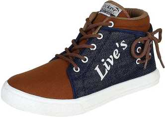Denim Shoes - Buy Denim Shoes online at Best Prices in India ... c3687ccb83899