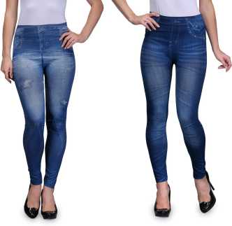 5cdeb1fdaf2e2 Jeggings - Buy Jeggings online at Best Prices in India