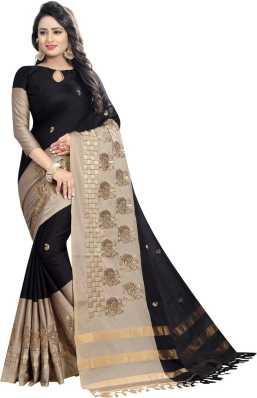 cb0447ae7 Golden Saree - Buy Golden Colour Sarees Online at Best Prices In ...