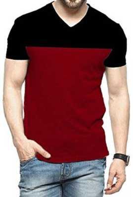 d38c73977 v-neck t-shirts for men's online at flipkart.com