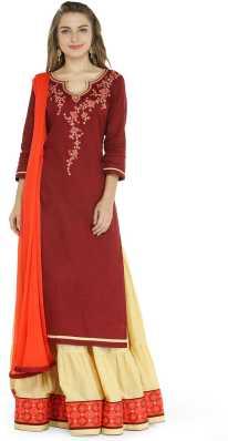 953fd0aa1d Punjabi Suits - Buy Latest Punjabi Salwar Suits & Punjabi Dresses ...