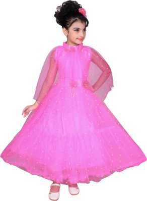 1abd51459754 Pink Frocks - Buy Pink Frocks For Girls online at Best Prices in ...