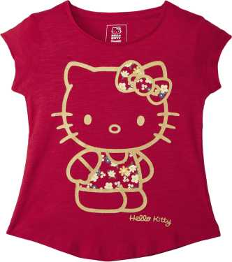 10787d5eb Hello Kitty Clothing - Buy Hello Kitty Kids Clothing Online at Best Prices  in India | Flipkart.com